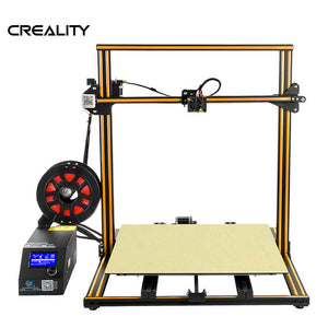 Creality CR-10 S5 3D Printer Large Prusa I3 DIY Kit 500x500x500mm Desktop Education