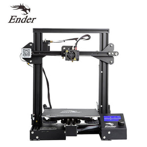 Creality3d Ender-3 Pro Resume Printing Power Failure 3d Printer