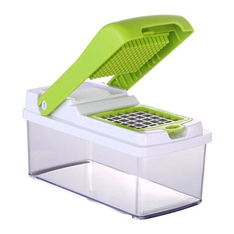 Image of Vegetable and Fruit Slicer Set with 3 Blades