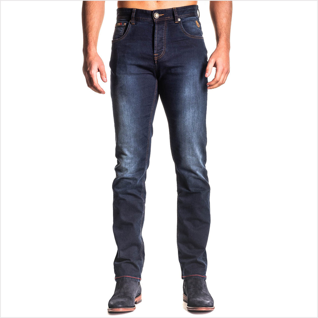 Barkley Rio Red - Regular Jeans - Mens Jeans - Mancini Jeans
