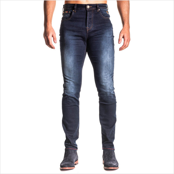 Barkley Rio Red - Slim Jeans - Mens Jeans - Mancini Jeans