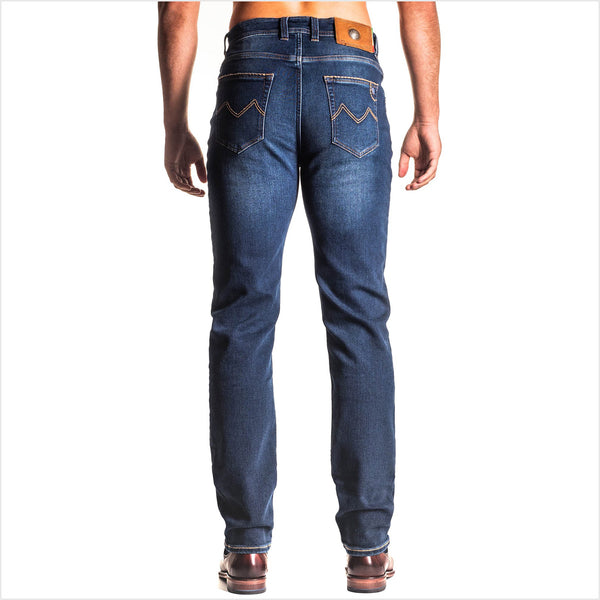 Jimmy Burnt Orange - Regular Jeans