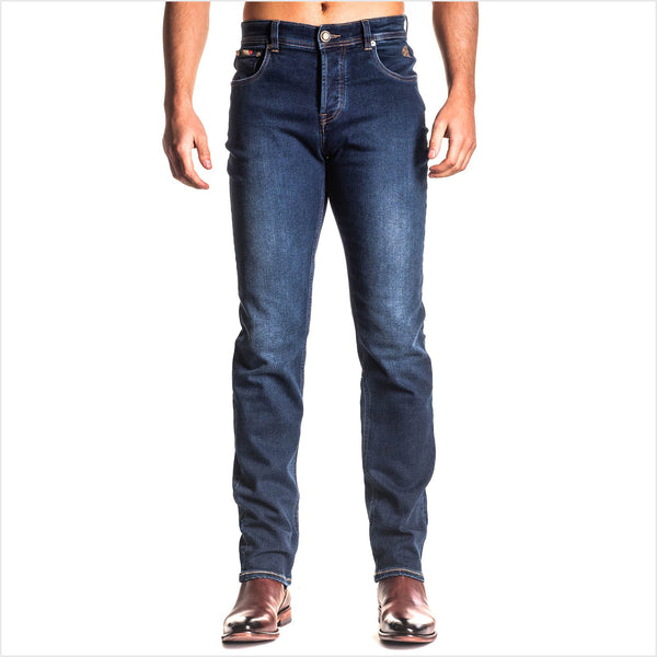 Jimmy Burnt Orange - Regular Jeans - Mens Jeans - Mancini Jeans