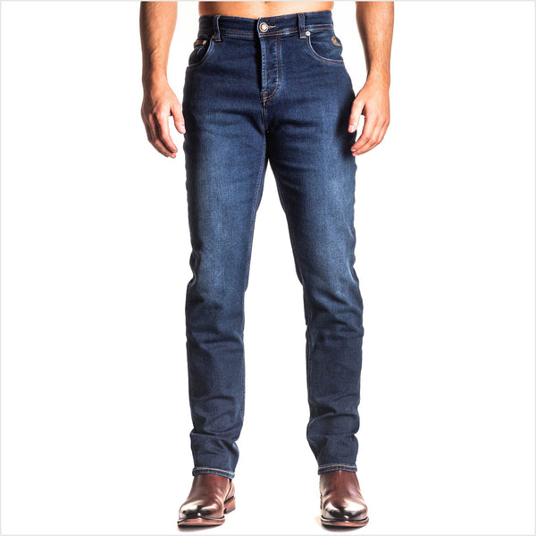 Jimmy Burnt Orange - Slim Jeans - Mens Jeans - Mancini Jeans