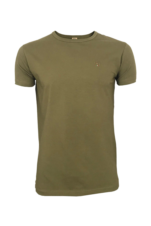 Lorry - Khaki T-Shirt