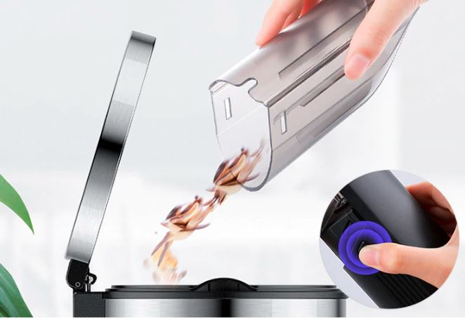 Portable Car Vacuum Cleaner - Rechargeable Handheld Car Vacuum cleaner