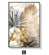 Golden Leaf Canvas
