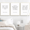 CoCo Quotes Canvas