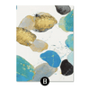 Colorful Stones Canvas