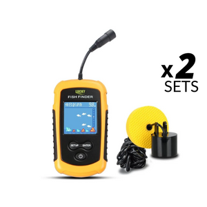 Fish Finder - 2 Sets