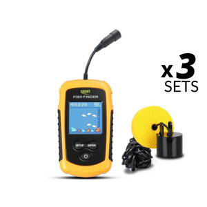 Fish Finder - 3 Sets