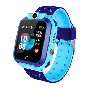 Waterproof Kids Smartwatch Phone & GPS Tracker with Camera