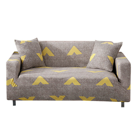 LinenFit Slipcovers - Yellow Arrow
