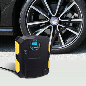 AirPump™ Luxe - Portable Cordless Tire Inflator