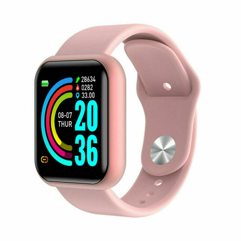 iWatch - Smart watch & Fitness Tracker for android & iOS