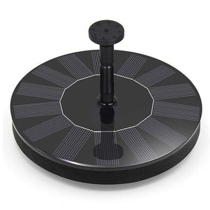 The Epic Solar Powered Bird Bath Water Fountain - Redepicdeals.com