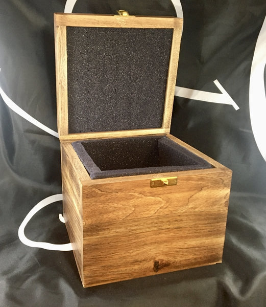 Wooden Stash Box - SGS - SGS