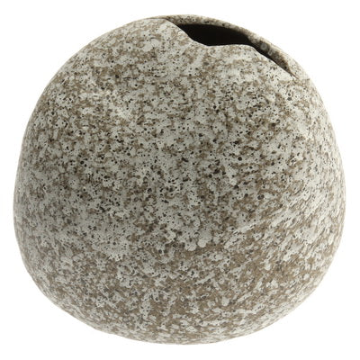 Tokoname Granite Rock Vase