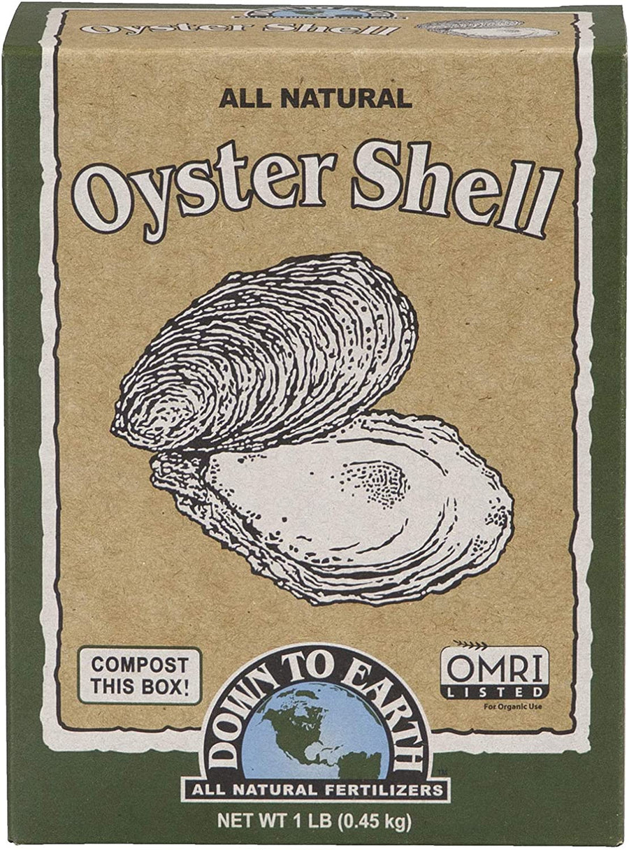 Down To Earth™ Oyster Shell  1 LB