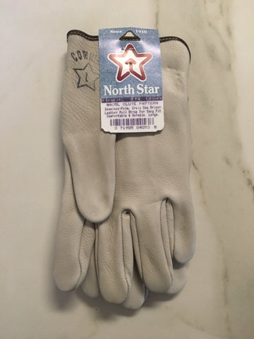 North Star - Leather Clute Gloves