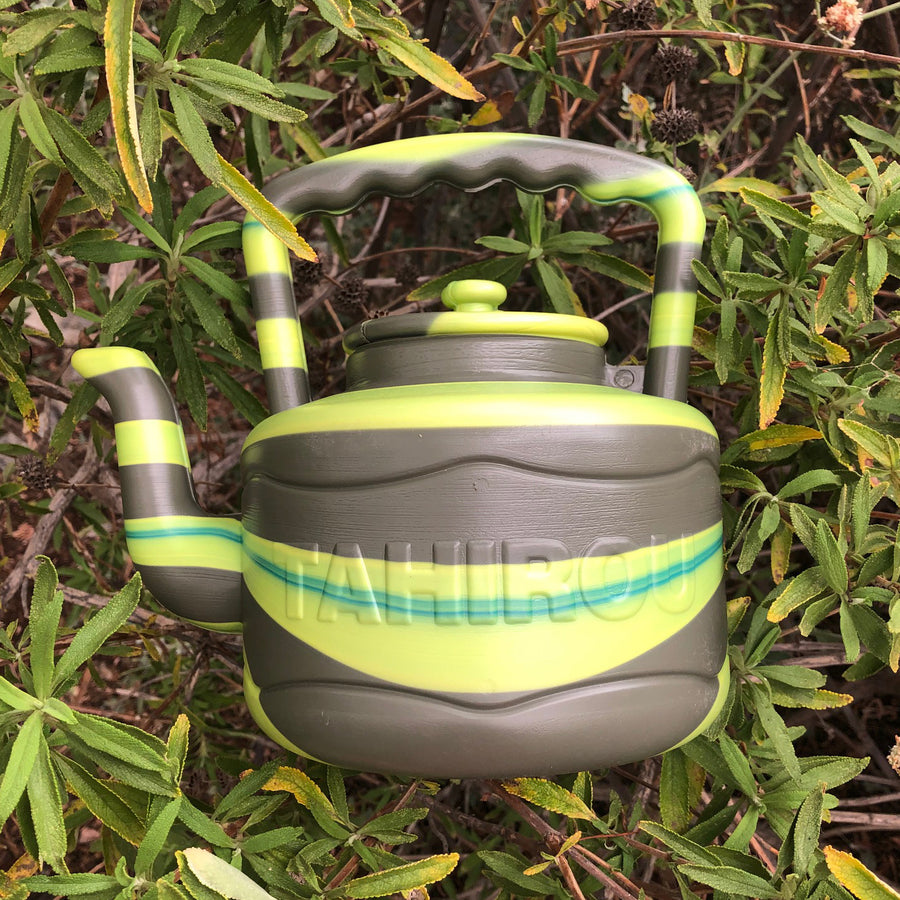 Recycled Plastic Watering Can from West Africa