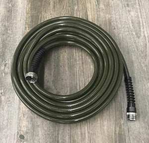 "Water Right 400 Series 7/16"" 100' Slim & Light Polyurethane Garden Hose"