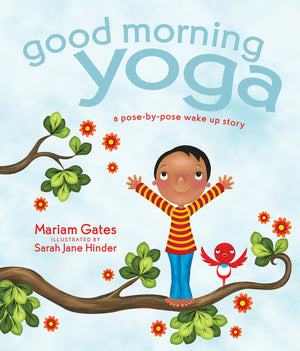 Good Morning Yoga Book