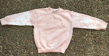 Kid's Shibori Naturally dyed Sweaters