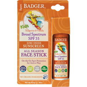 SPF 35 Kids Face Stick .65oz