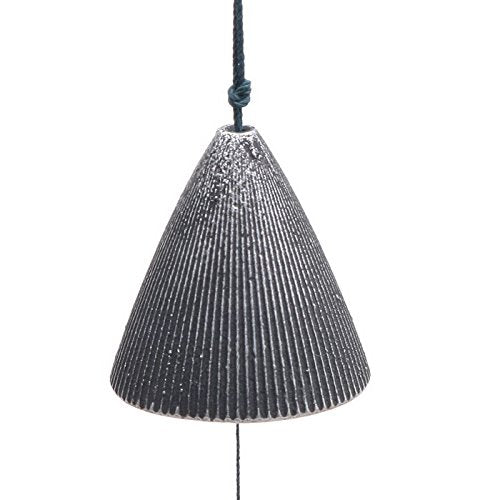 Ribbed Cone Wind Chime