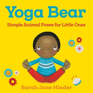 Yoga Bear Book
