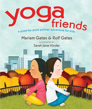 Yoga Friends Book