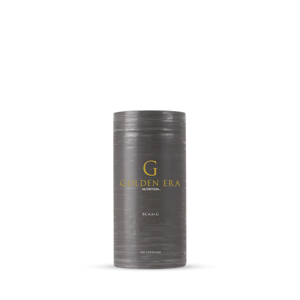 Golden Era Nutrition BCAA+G