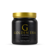 Golden Era Nutrition Pre-Workout Sour Fruit Punch