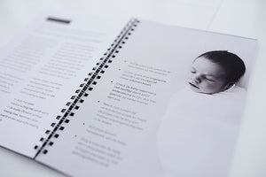 Newborn Fotografie - Hand-out