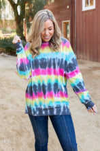 Load image into Gallery viewer, Electrified Rhythm Pullover