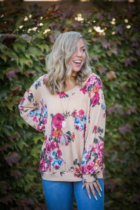 Blossoming Beauty Sweater