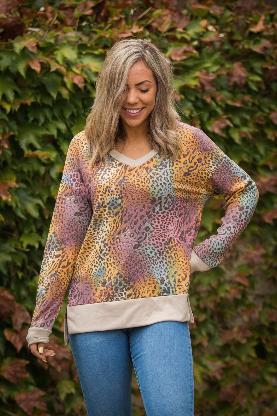 Charmed To Purrfection Pullover
