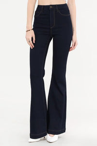 Daydreaming Dark Denim Flare Jeans