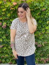 Load image into Gallery viewer, Honey Oats Short Sleeve Top