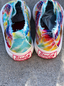 Toddler and Kids Tie Dye tennies