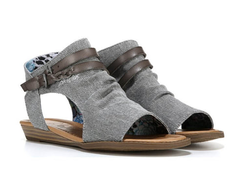 Blowfish grey sandal