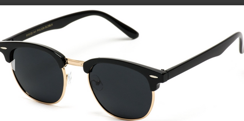 'Theo' Polarized Sunglasses