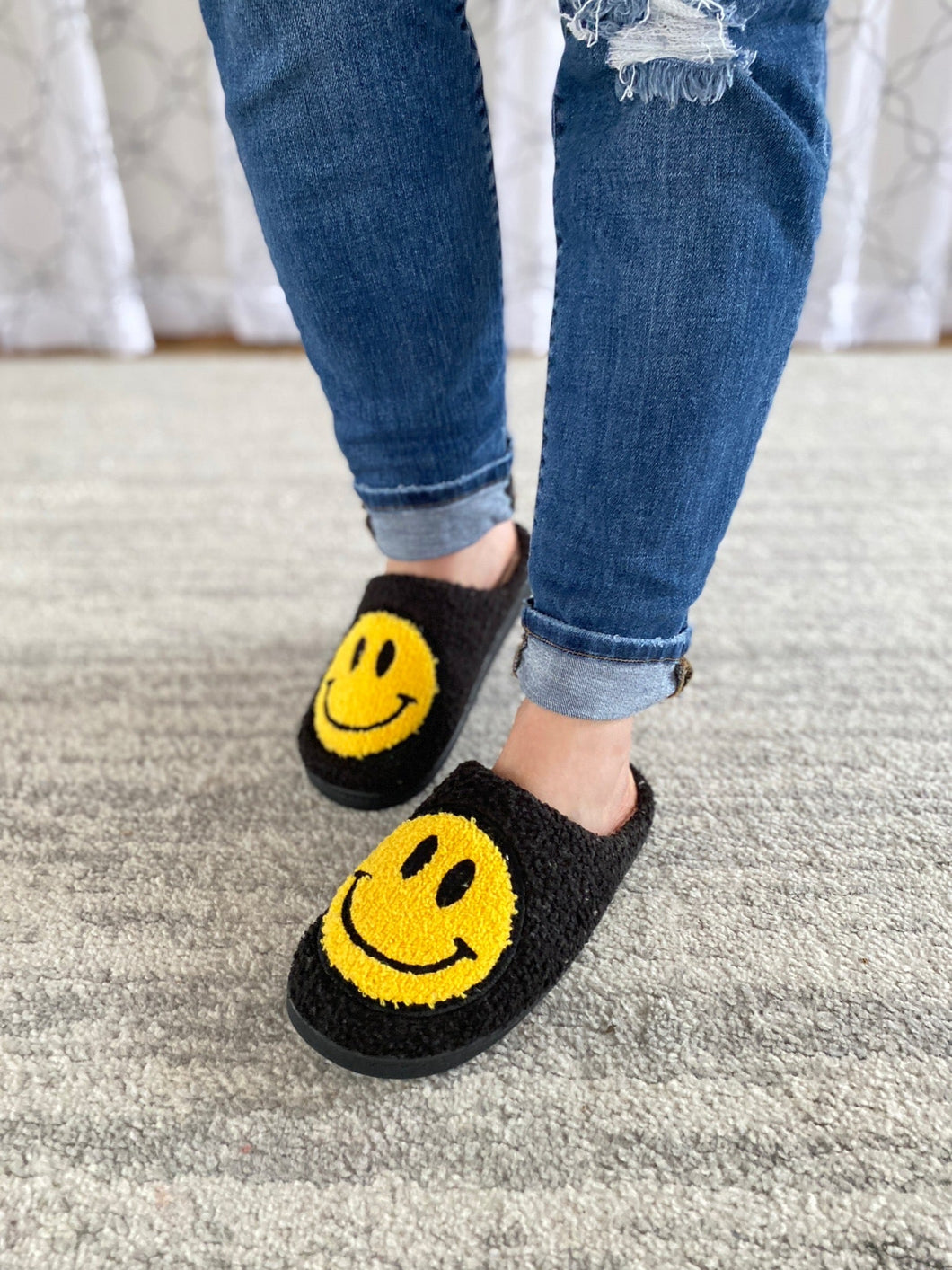 Grey wedge Shoe