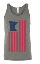Load image into Gallery viewer, Minnesota Flag tank