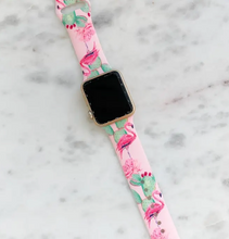 Load image into Gallery viewer, Silicon apple watch band