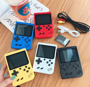 Mini Handheld Game Console