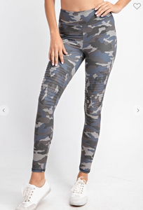 Moto Leggings- 4 colors