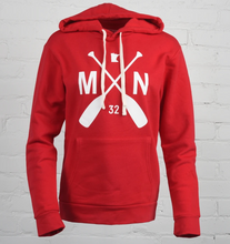 Load image into Gallery viewer, Red Sota Hoodie