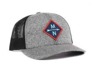 MN diamond hat